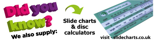 link to printed slide charts