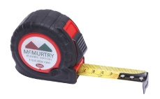 5m (16ft) tape measures